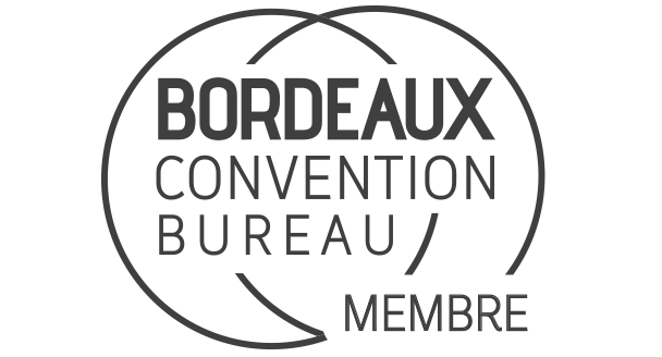 Logo Bordeaux Convention Bureau