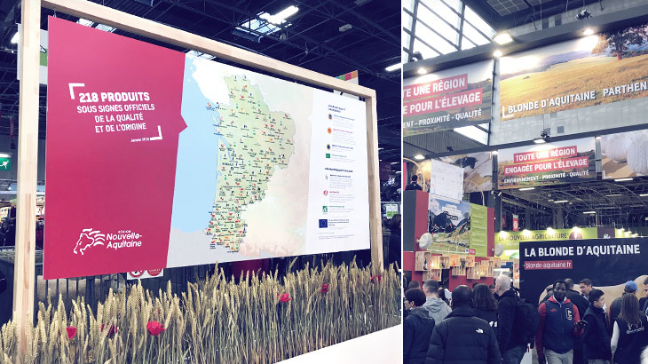 Salon International de l'Agriculture à Paris